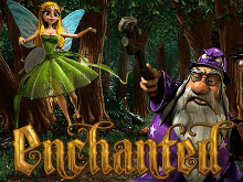 Игровой слот Enchanted с HD-графикой и удобным управлением